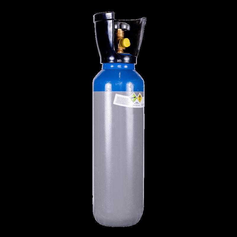 4 kg maxi tank: svarer til 500 n2o patroner